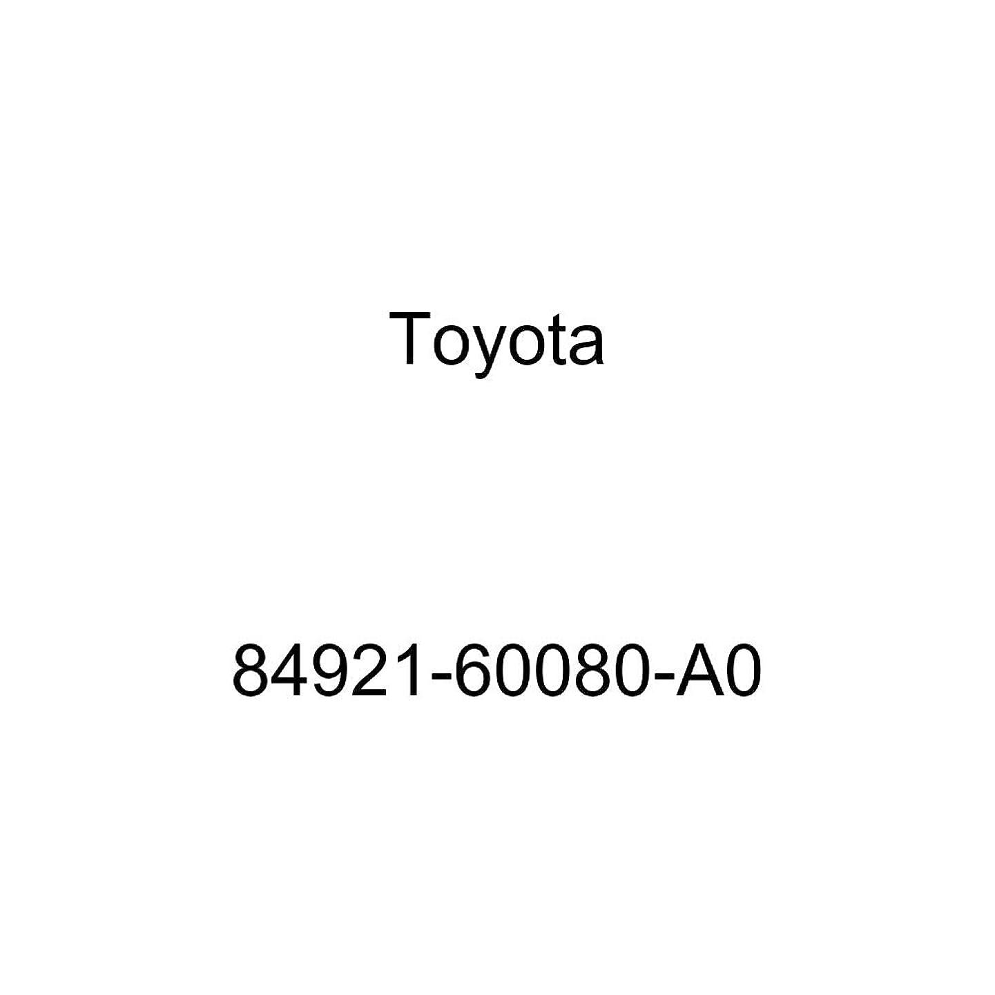Toyota 84921-60080-A0 Power Seat Switch Knob