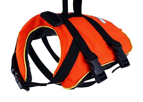 Navyline reddingsvest voor honden en katten, in verschillende maten, Schwimmweste: Über 40 kg +