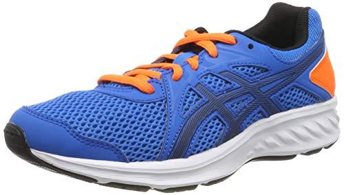 Asics Jolt 2 GS, Zapatillas de Running Unisex Niños, Azul (