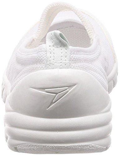 [シュンソク]上履きバレー日本製14~26cm1.5Eキッズ男の子女の子SSK1010ホワイト23cm