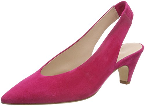 Kennel und Schmenger Damen Selma Slingback Pumps, Pink (Azalea), 37 EU
