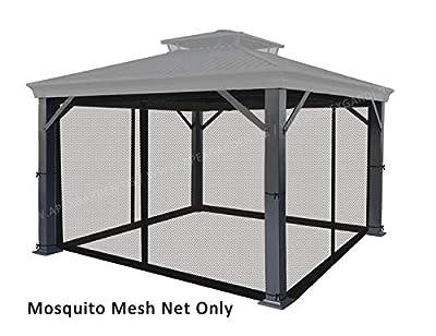 Universal 10' x 12' Gazebo Replacement Mosquito Netting