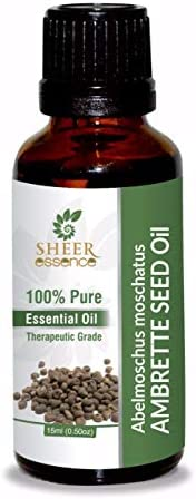 Top 10 Best ambrette essential oil Reviews
