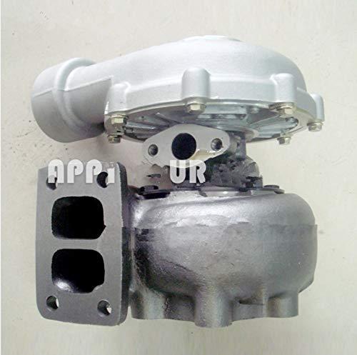 GOWE K27 Turbo Cargador para 87-02 Bus/Camión OM422A con Borgwarner Turbo 53279886206 53279706206 311703 90961999 313163 30965599