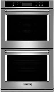 kitchenaid 27 inch double oven
