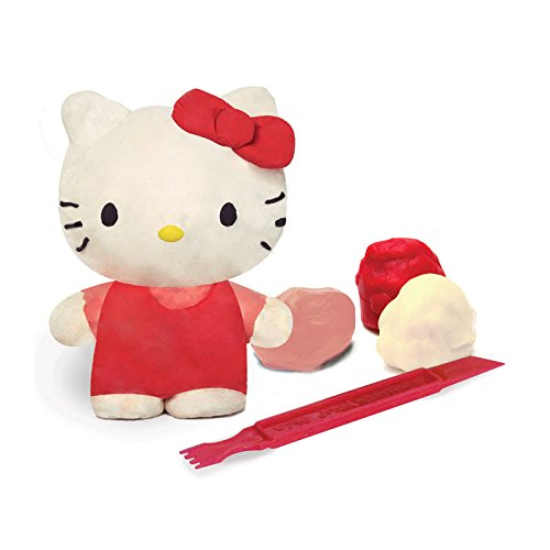 Bluw Kit Pâte à Modeler Hello Kitty, Cadeau Hello Kitty