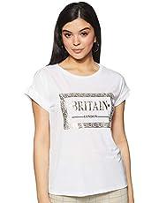Koton Kadın T-Shirt, Kirli Beyaz