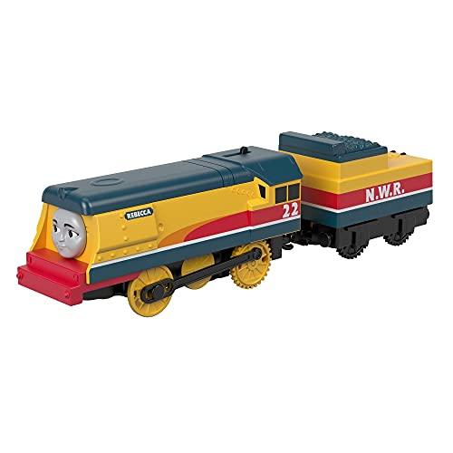 Thomas & Friends Rebecca GDV30, Thomas the Tank Engine & Friends Trackmaster motorizzato treno motore, multicolore