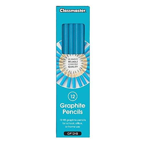 Classmaster aula lápices de grafito (HB, 12unidades)