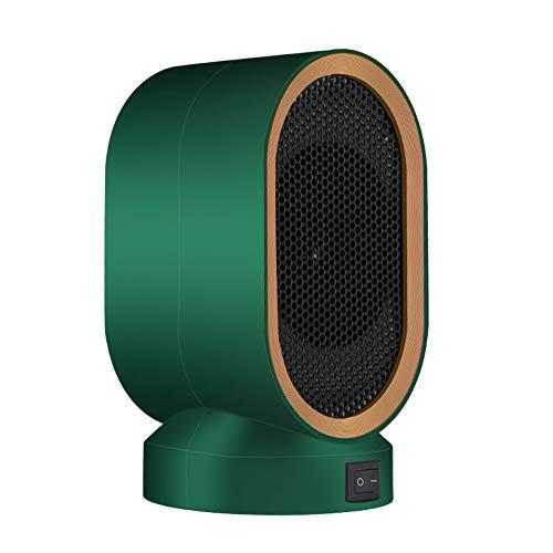 WYW 400W Mini Calefactor Eléctrico Cerámico Baño,Calefacción Eléctrica Silenciosa Bajo Consumo, Portátil Calefactores Aire Caliente Pequeño,1