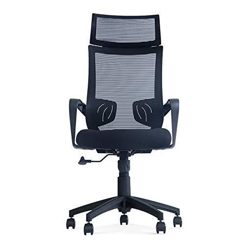 Qi Peng-//Chaise pivotante-Ordinateur Chaise Chaise de Bureau à Domicile Chaise Esports Minimaliste Moderne Chaise de Jeu Chaise Ergonomique pivotante Paresseux Chaise pivotante