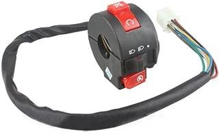 X-PRO Left Switch Assembly for 50CC 70 cc 90cc 110 CC 125cc 150 cc 200cc 250 cc ATVs Quad 4 Wheelers Taotao SunL Coolster