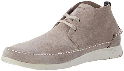 Boxfresh Herren STATLEY CH SDE STG Hohe Sneaker, Beige Beige, 44 EU