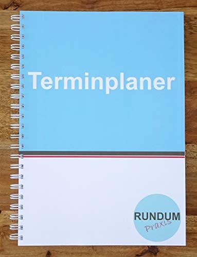 Terminplaner Praxisplaner Terminkalender Montag bis Samstag 2 Spalten 15 und 30 Minunten Takt A4