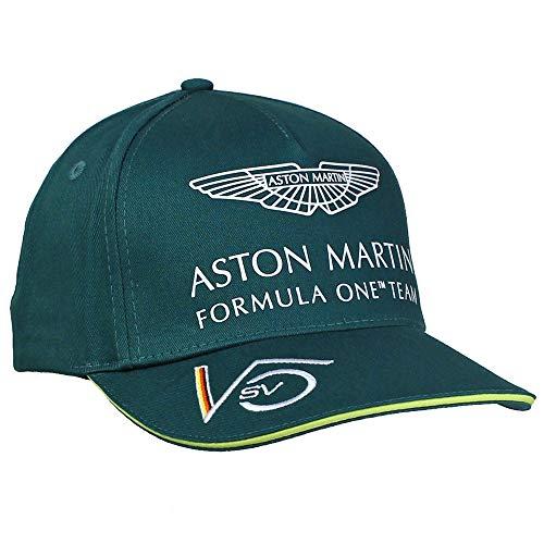 Aston Martin F1 Kappe Sebastian Vettel - grün