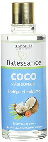 Natessance Huile Sèche Coco 100 ml