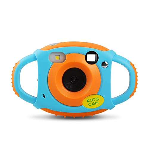 Upgrow Creative Kids Digital Camera Rechargeable Kids...