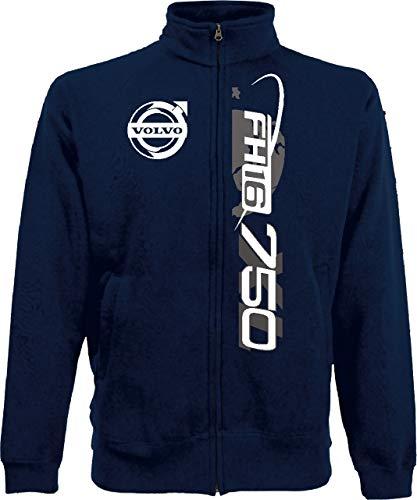 vestipassioni Volvo LKW fh16 750 XL Jacket von S bis, gebraucht gebraucht kaufen  Wird an jeden Ort in Deutschland