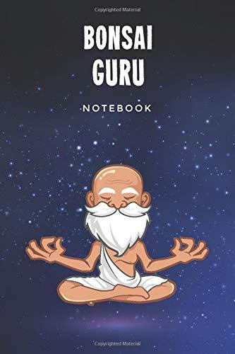 Bonsai Guru Notebook: Customized Lined Journal Gift For Somebody Who Enjoys...