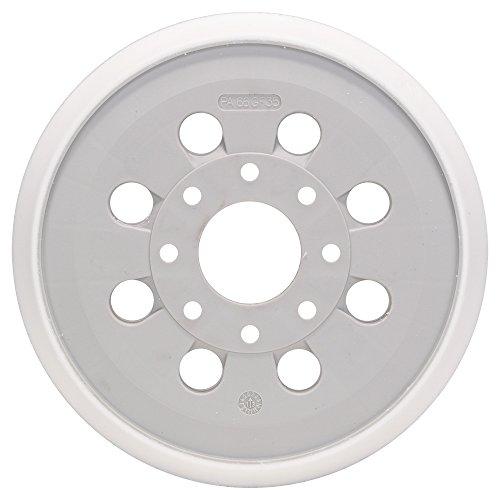 Bosch Professional Schleifteller für GEX 125-1 AE (Ø 125 mm, extraweich)