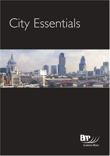 City Essentials: Introduction to Financial English: Study Guide (Cambridge Icfe Study Guide)