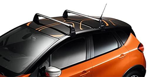 Barras de Techo travesaños (Renault Original) Compatible con Renault Captur