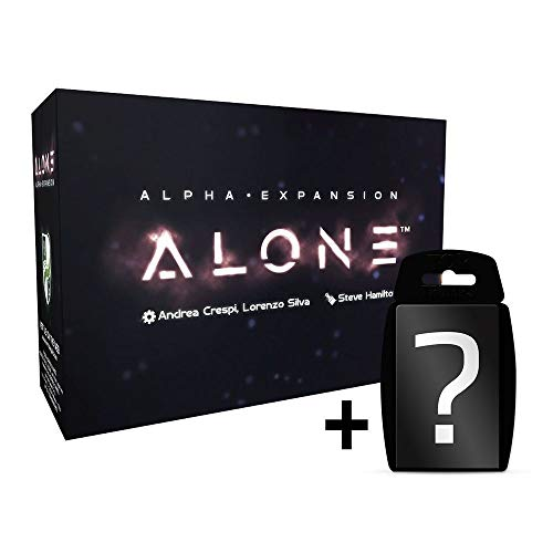 Heidelbär Alone - Alpha Erweiterung - Brettspiel | DEUTSCH | Set inkl. Kartenspiel