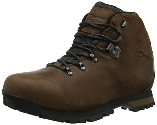 Berghaus Men's Hillwalker 2 GTX Boot, Brown (Chocolate) - 9 UK