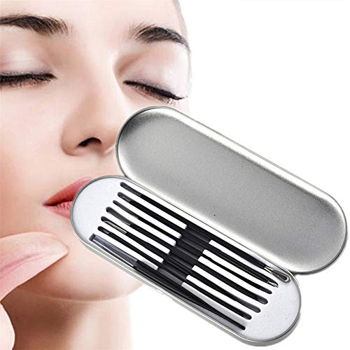 Aguja Extractor Aguja de Acné Kit de herramientas eliminador de espinillas Comedone acné Extractor Comedone Extractor Tratamiento Facial herramienta