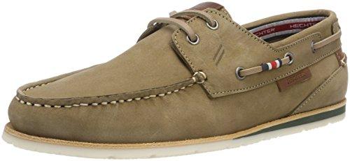 Daniel Hechter 821489011500, Chaussures Bateau Homme, Marron (Taupe 1400), 44 EU