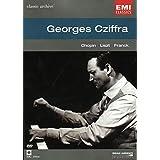 Georges Cziffra : Chopin, Liszt & Franck (EMI Classic Archive) [DVD] [Import]