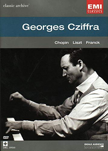 Georges Cziffra Plays Chopin, Liszt & Franck (EMI Classic Archive)