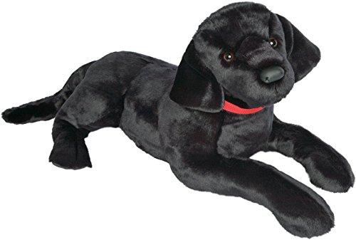 Cuddle Toys 2461 Dickens BLACK LABRADOR Hund schwarz Kuscheltier Plüschtier Stofftier Plüsch Spielzeug Display Deko