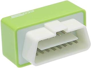 Sangmei Eco Economy Fuel Saver OBD OBDⅡ Chip de Tuning Box Para Gasolina Car Gasoline Saving Green CV#