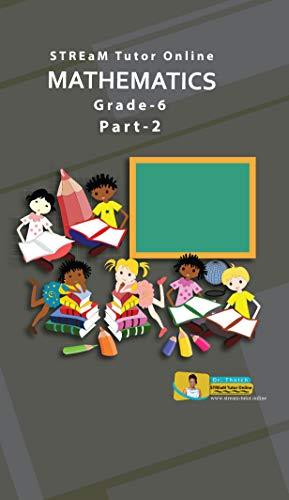 Mathematics eBook for Grade 6: Part-2 (English Edition)