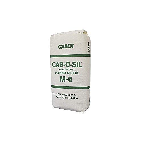 10 lb. CAB-O-SIL M5 Epoxy Thickener, White