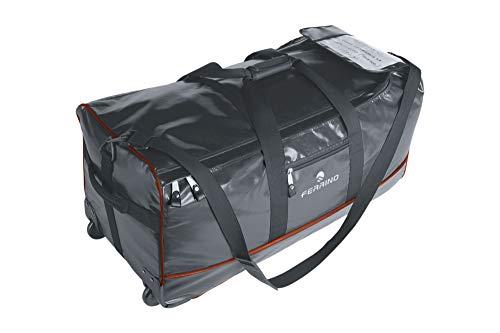Ferrino Cargo Bag Borsa da Viaggio, Nero, 100 L