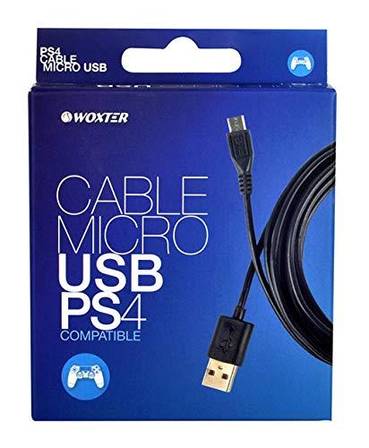 Blade Representaciones - PS4 Cable micro USB a USB (W8105)