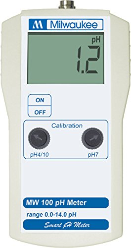 PH Mètre Milwaukee Instruments mw100