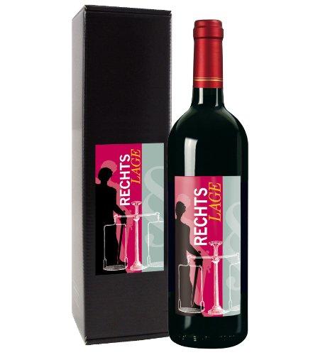 Wein-Geschenk 'Rechtslage'