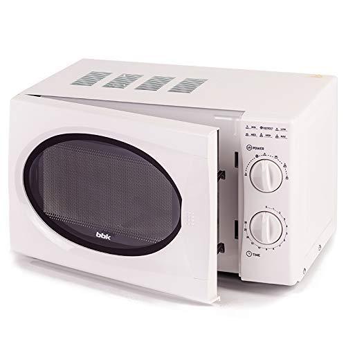 BBK, 20MWS-715M/W Micro-ondes, Blanc, 20 litres, 700 Watts