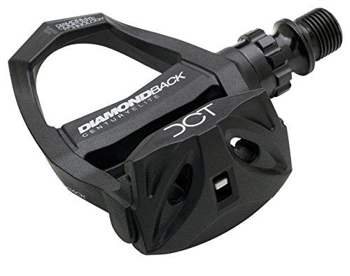 Diamondback Century Elite Road Clipless Pedals, Black