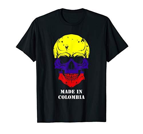 Gemacht in Kolumbien, lustiges Kolumbien-Geschenk T-Shirt