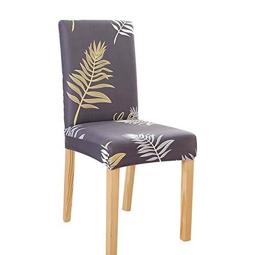 Cómoda y Resistente a Las Arrugas Poliéster Spandex Funda de Silla elástica para la Boda del Hotel Se Adapta a la mayoría de Las sillas