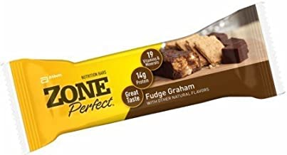 Zone Perfect Fudge Graham Nutrition Bars 5 Count by Zone Estimated Price : £ 55,32