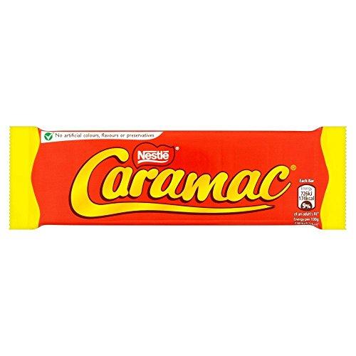 Nestle Caramac Schokoladen Riegel - 30g - 6-er Pack