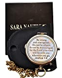 Be Strong and Courageous, Do Not Be Afraid Engraved Compass, Joshua 1 9 Engraved Gifts, Confirmation Gift Ideas, Baptism Gifts, Missionary Gifts, Birthday Gifts Confirmation Gift Ideas, Baptism Gifts