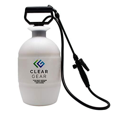 Clear Gear Disinfectant Spray Empty 1 Gallon...
