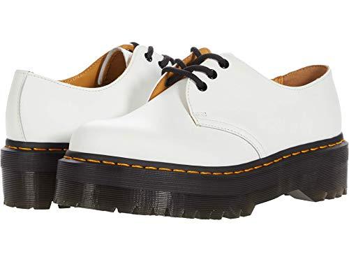 Dr. Martens 1461 Quad Derby-Schuhe & Richelieu Damen Weiss - 39 - Derby-Schuhe Shoes