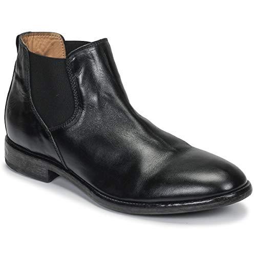 MOMA NOTTINGHAM - FLORENCE Enkellaarzen/Low boots heren Zwart Laarzen